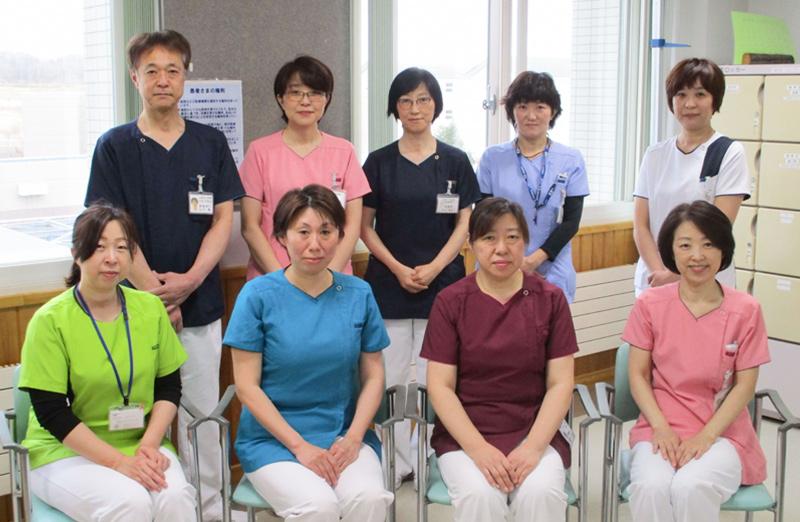 江差病院 看護部門 看護師