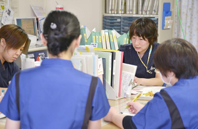 羽幌病院 看護部門