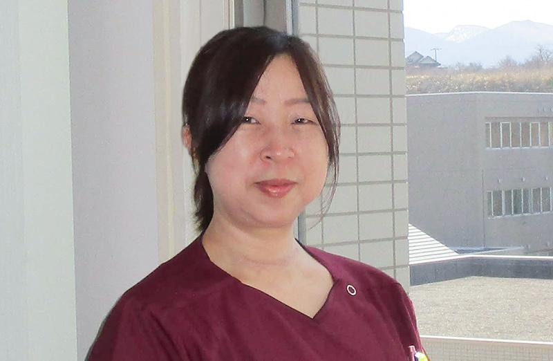 副院長兼総看護師長 菊地 弥佳