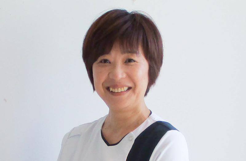 認知症看護認定看護師 薄田 珠緒