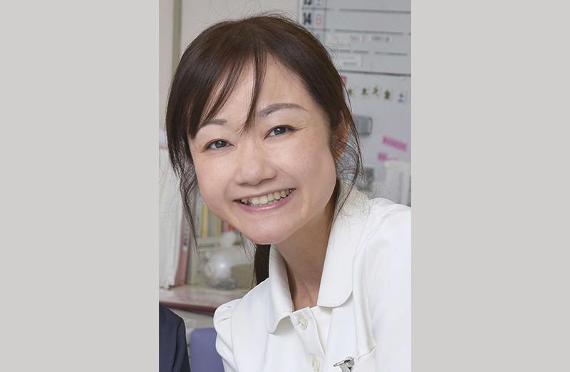 主任看護師 河野 宏子