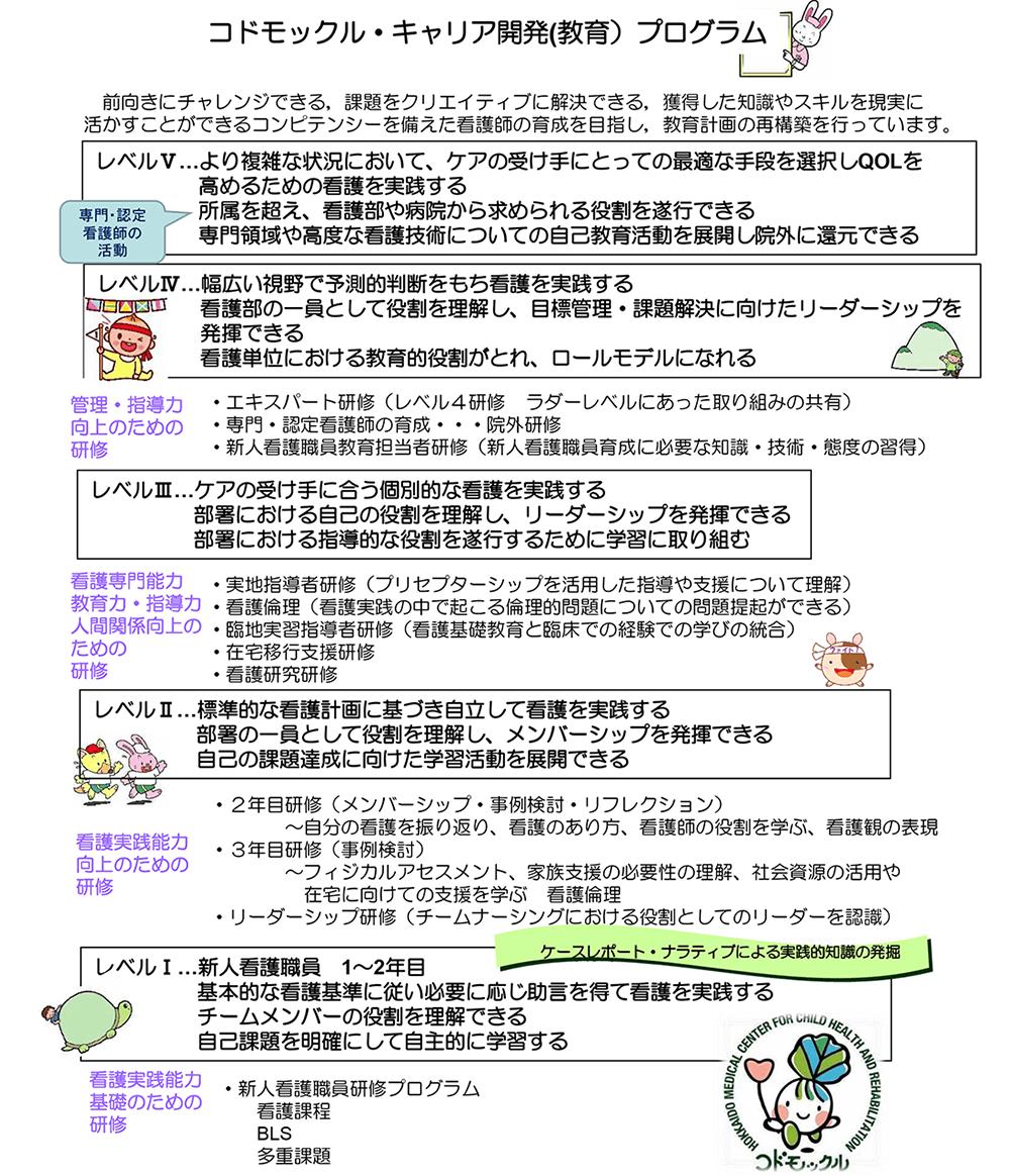 コドモックル・キャリア開発(教育)プログラム
