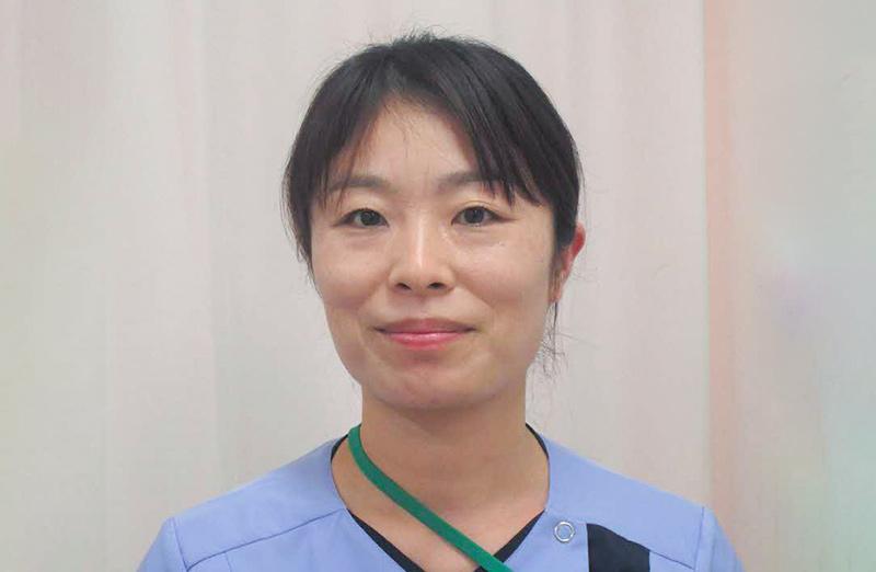 専門看護師(小児看護)佐川雅世